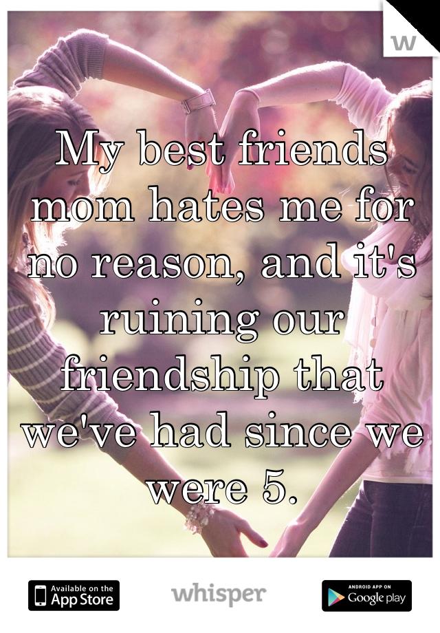 Best Friends Mature Mom