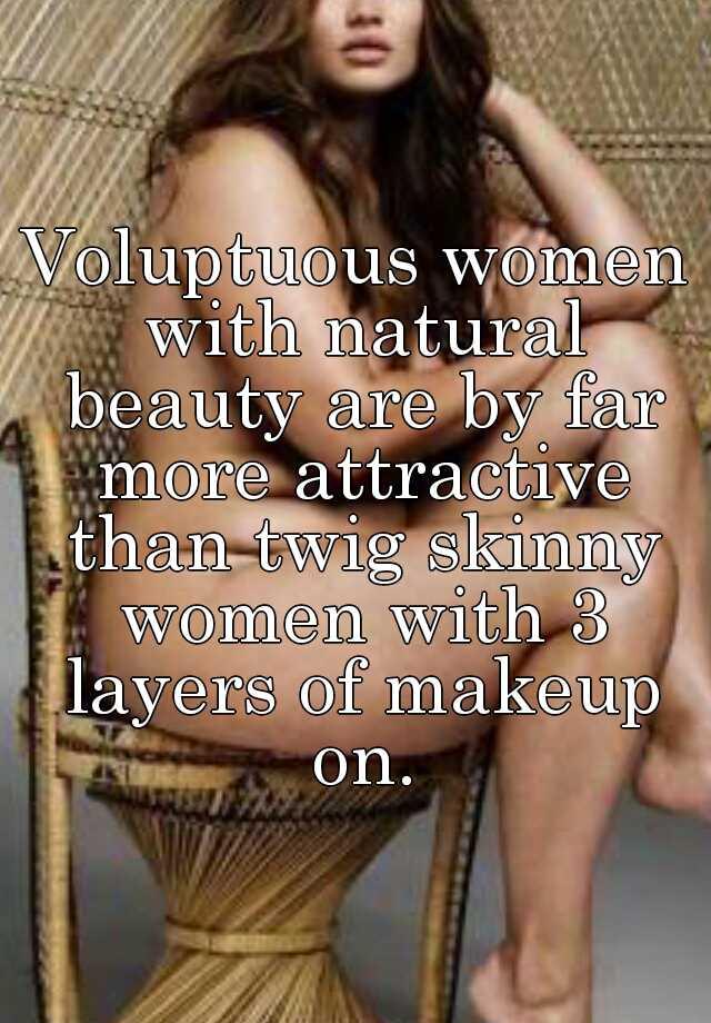 Voluptuous women