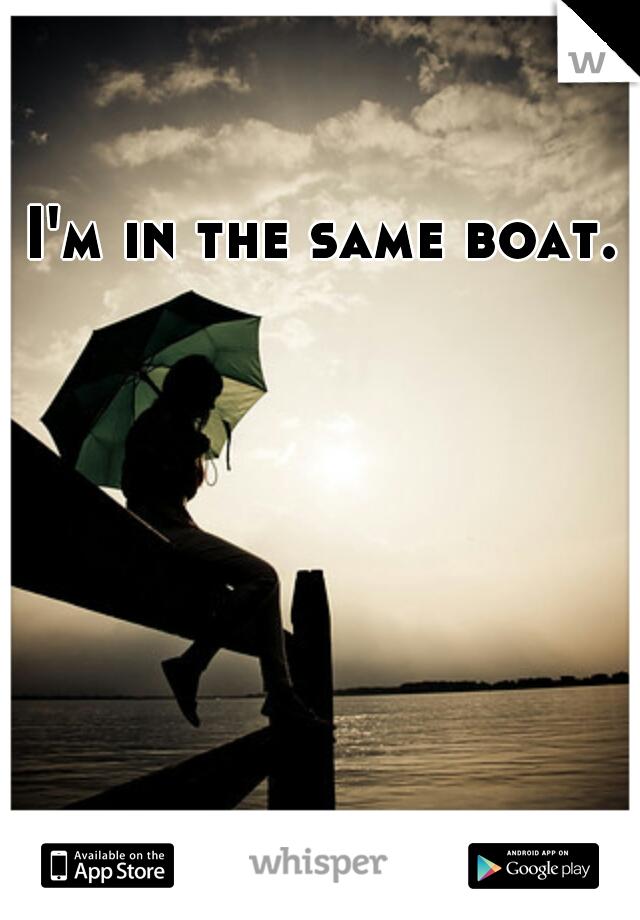 I'm in the same boat.