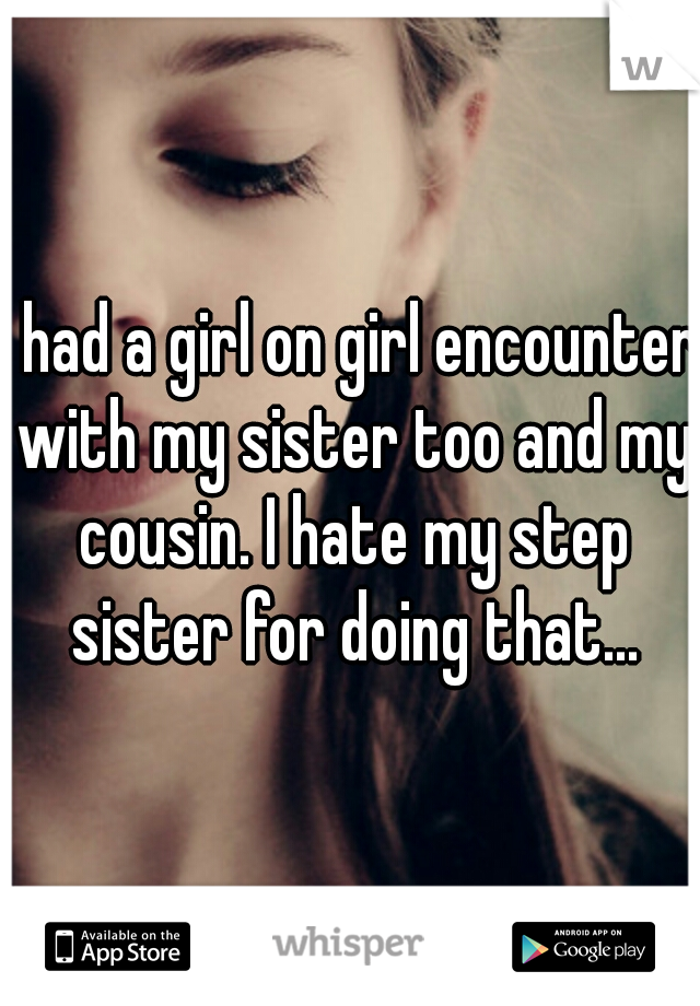 Doing My Step Sister