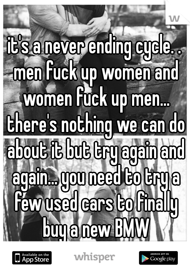 Women and men fuck google