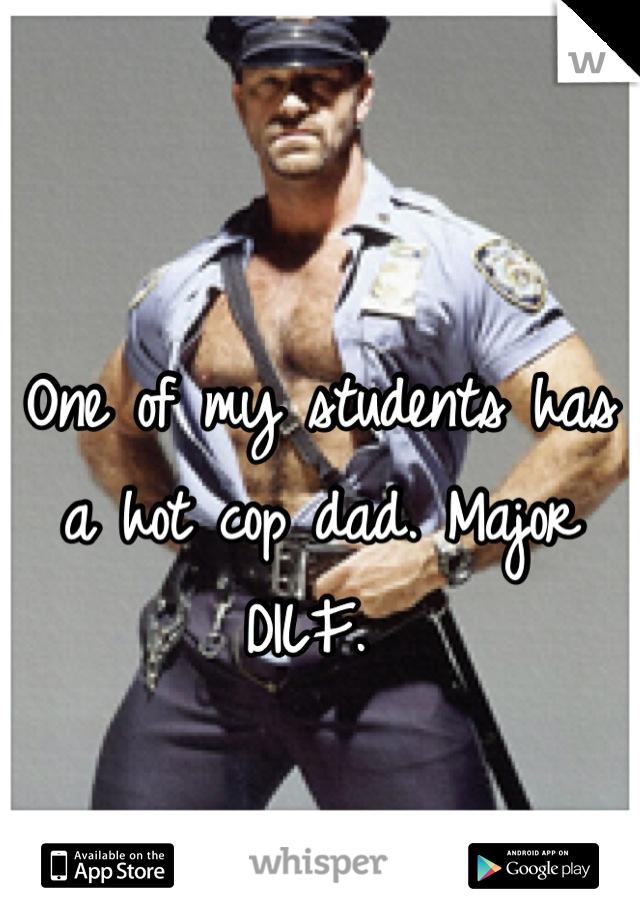 hot Major dad