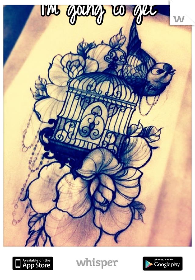 This is the tattoo that I'm going to get
