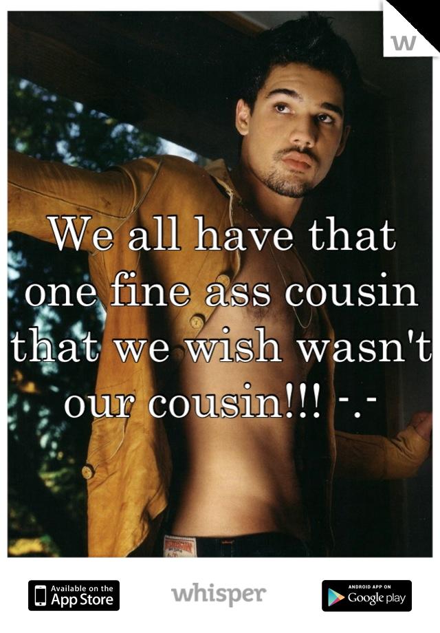 One fine ass