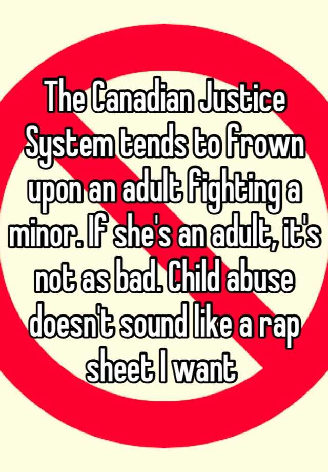 child abuse and the justice system