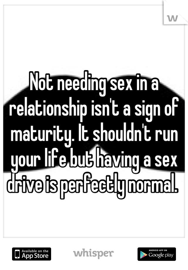 Normal Amount Of Sex In A Relationship