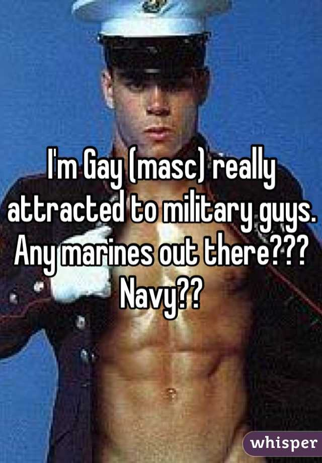 Gay navy men