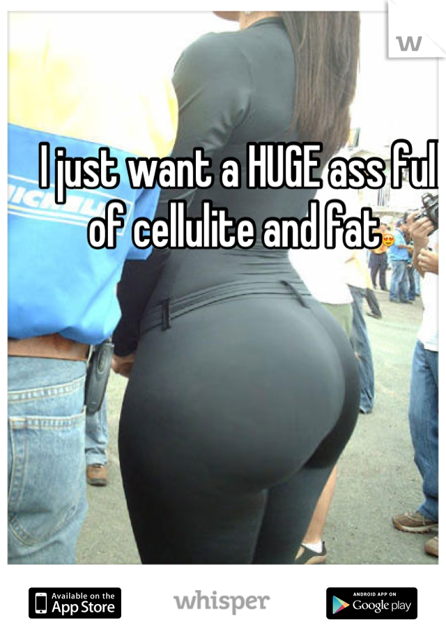 Huge ass photo