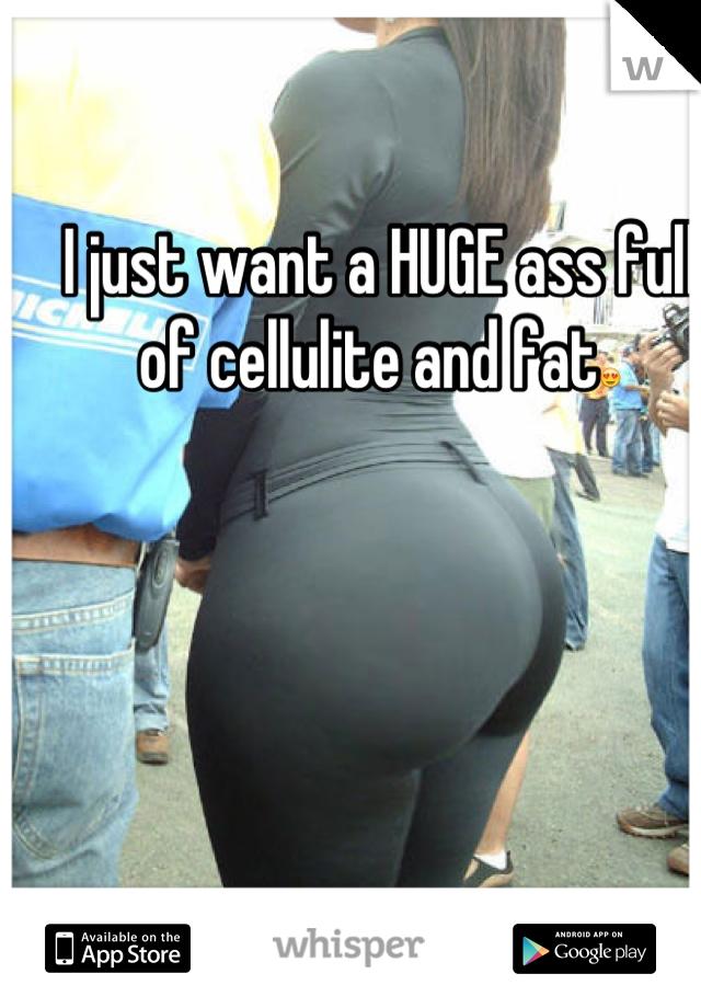 Huge ass photo
