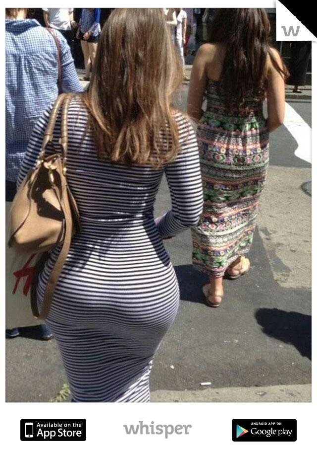 I like big butts and I cannot lie.