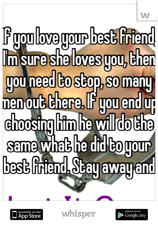 What if you love your best friend