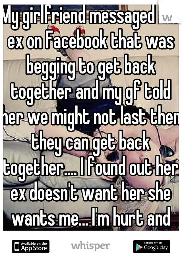 girlfriend wants to get back together