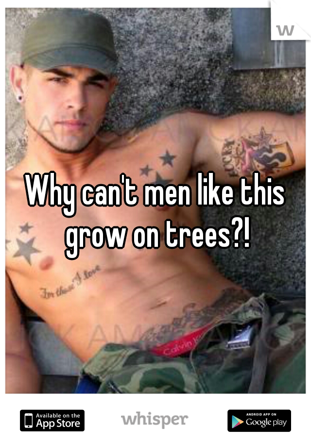 Why can't men like this grow on trees?!