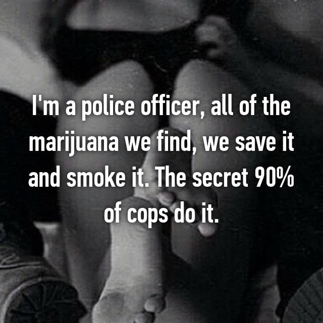 funny things about dating a cop