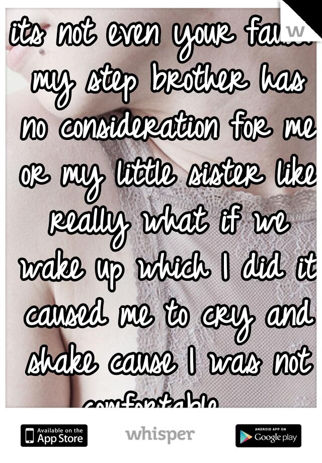 Step Sister Fucks Brother