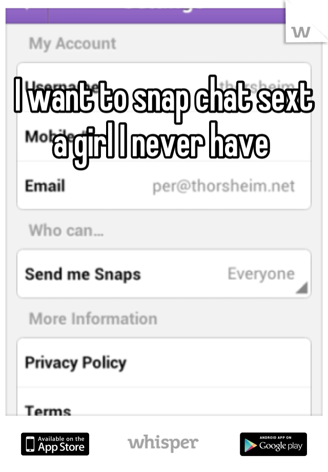 I sext chat
