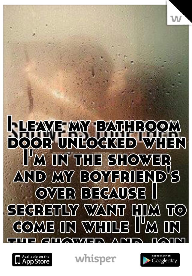 Cumming The Shower Jerk