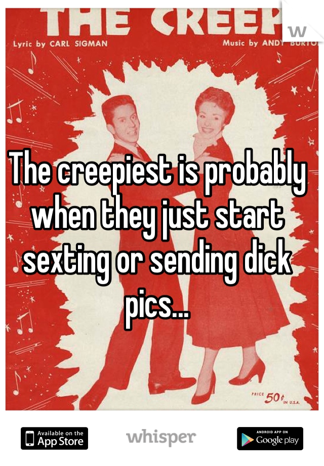 how do i start sexting