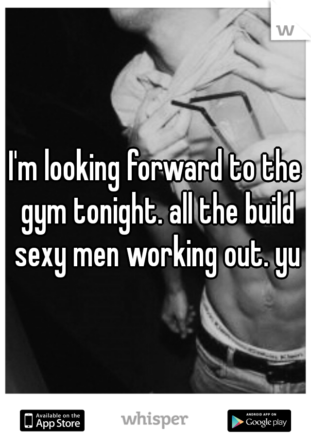 Working sexy out men Zac Efron