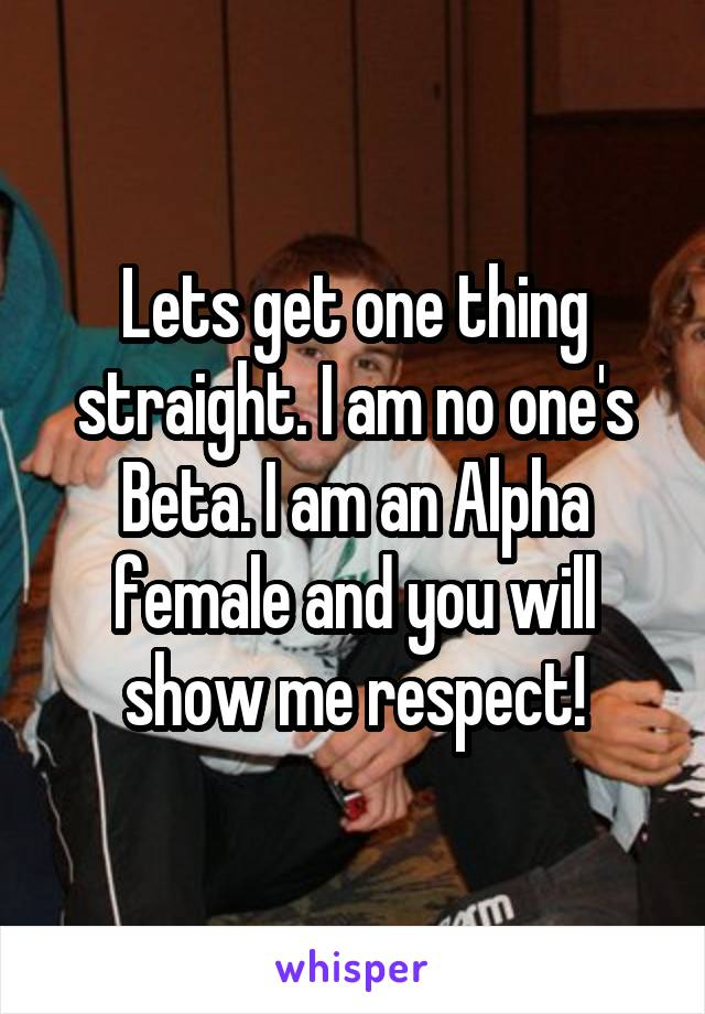 19 Confessions From The Lives Of Alpha Females