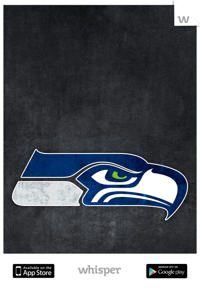 I'm the ONLY Seahawks fan at a table full of 49'ers fans. I'm gonna rock this!!