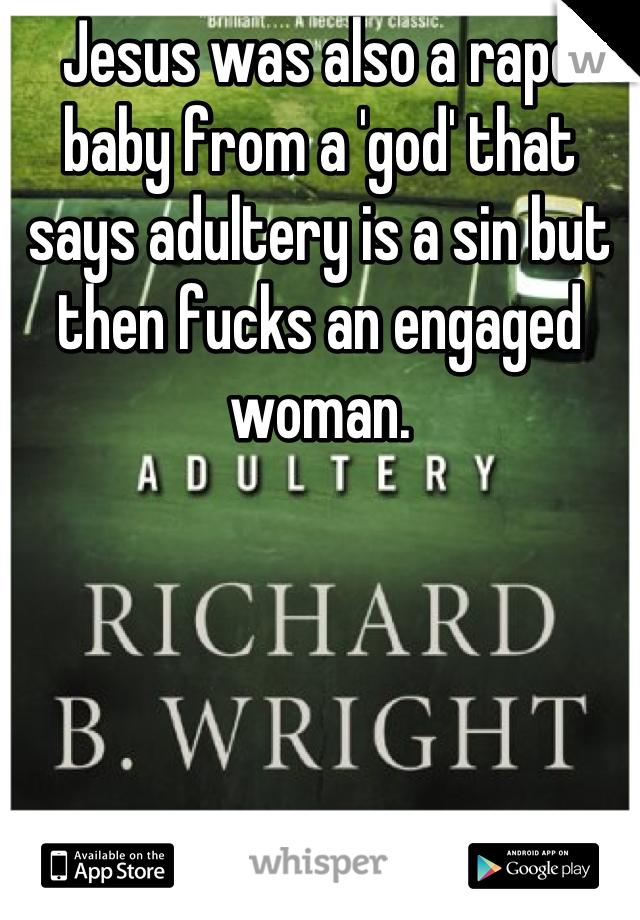 is rape adultery