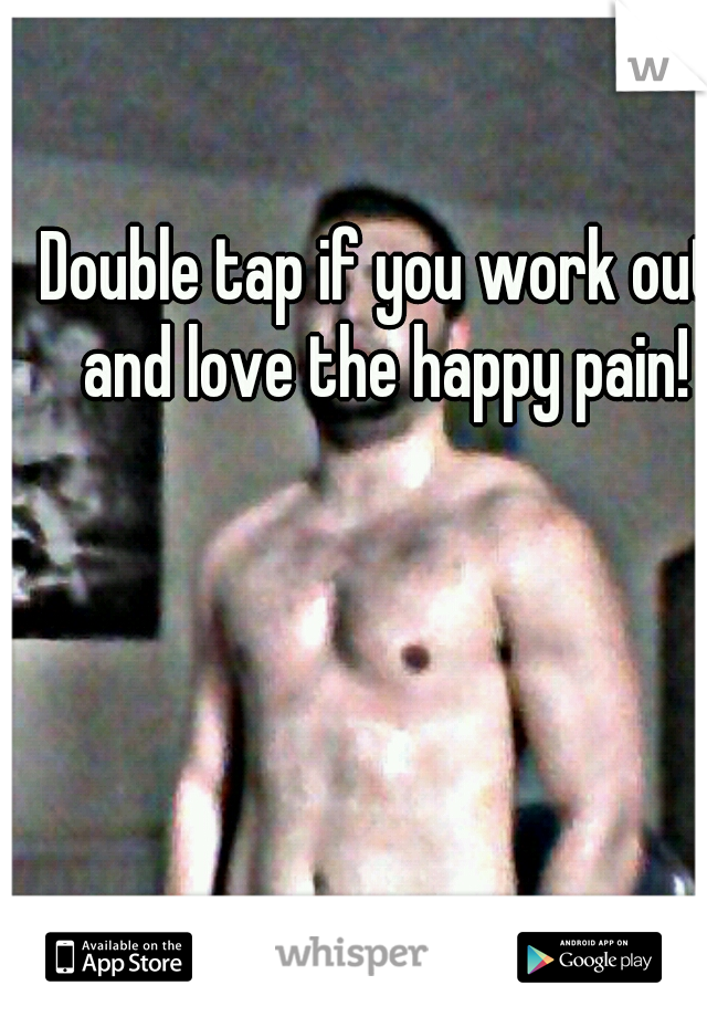 Double tap if you work out and love the happy pain!