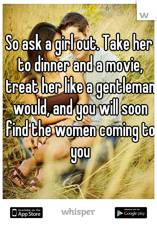 What Do You See In A Girl