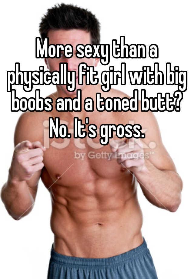 Girl Big Tits Ass Masterbating