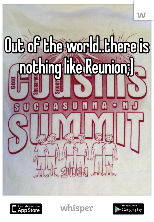 Out of the world..there is nothing like Reunion;)