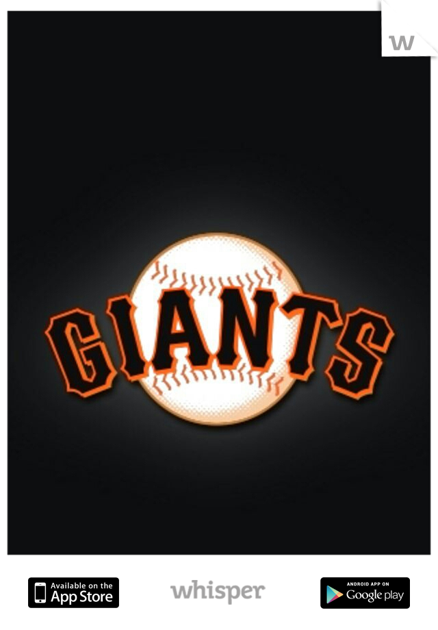 I'm already counting down the weeks until baseball starts. Go Giants <3