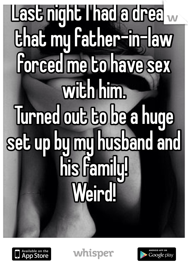 sex dream about my son