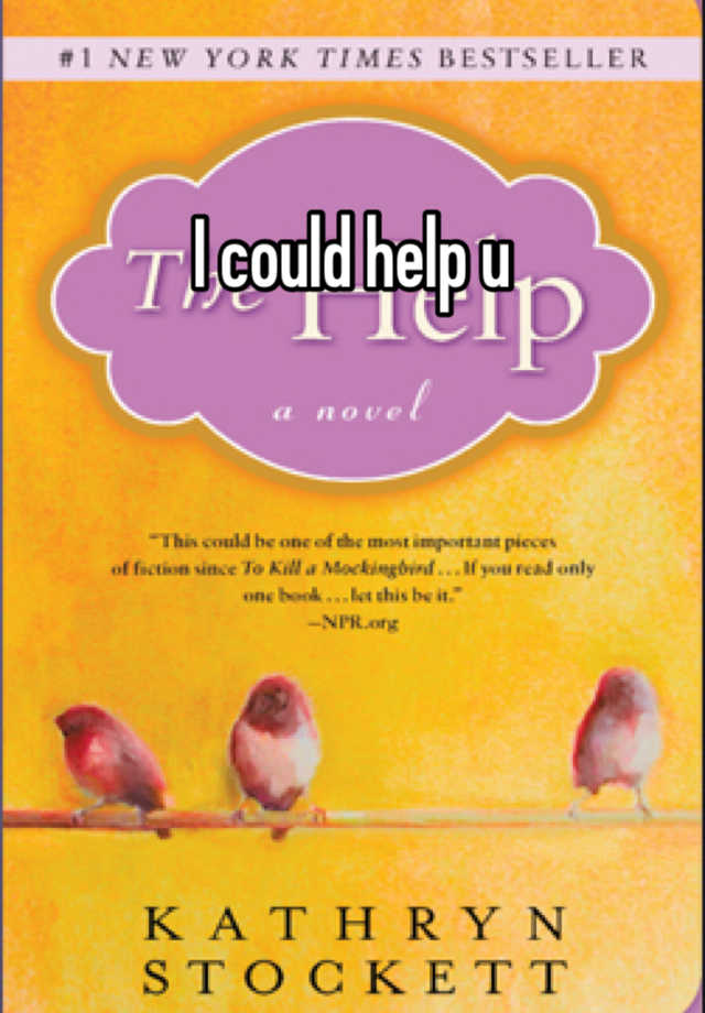 the help book and movie differences