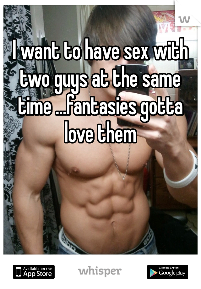 Two guys sex