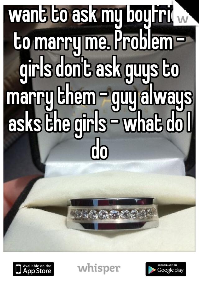 girls ask guys app