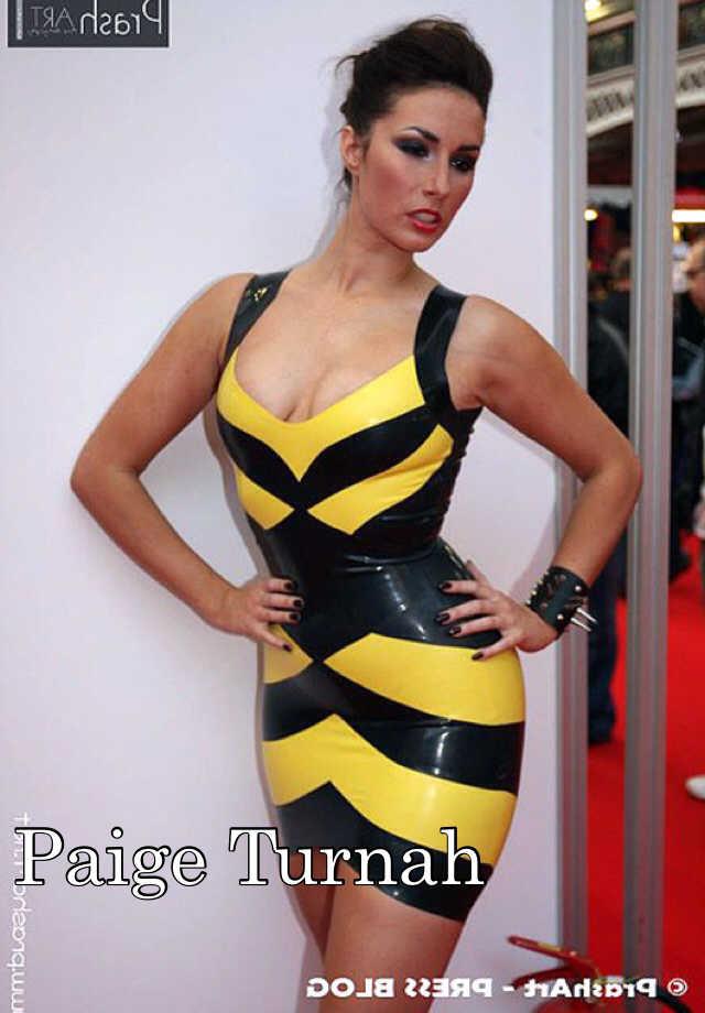 Paige Turnah Photos