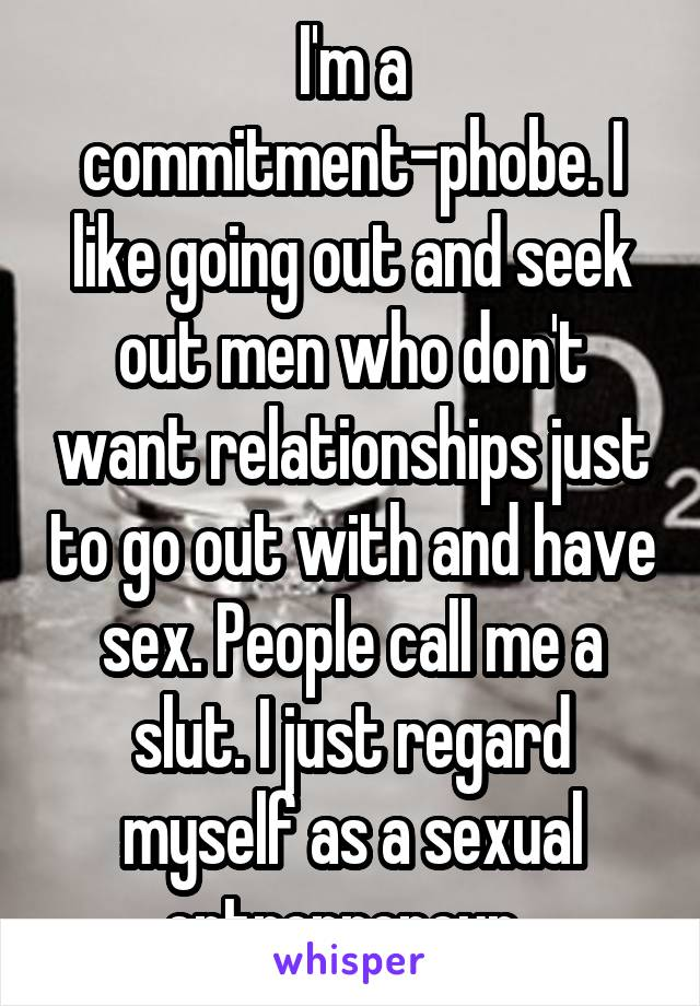 Commitmentphobe