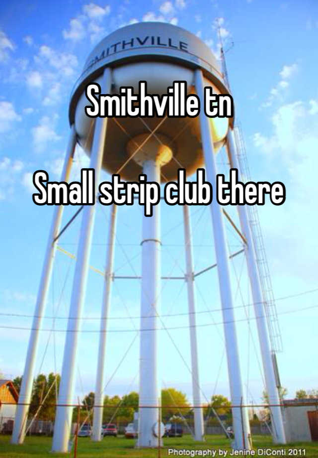 Strip club in smithville tn