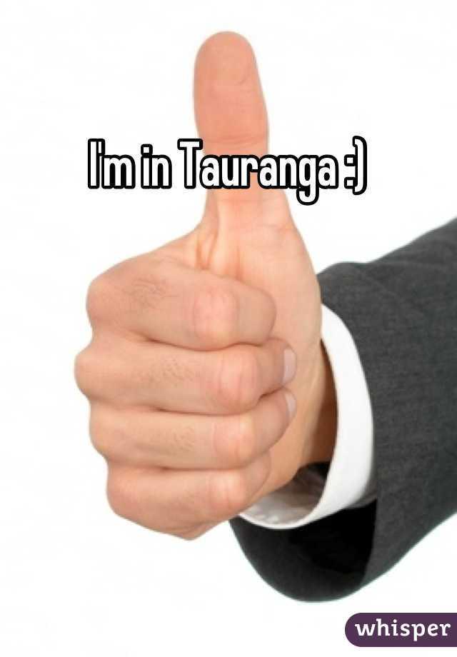 I'm in Tauranga :)