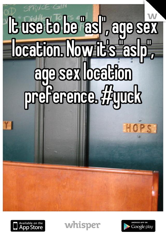 Sex location app
