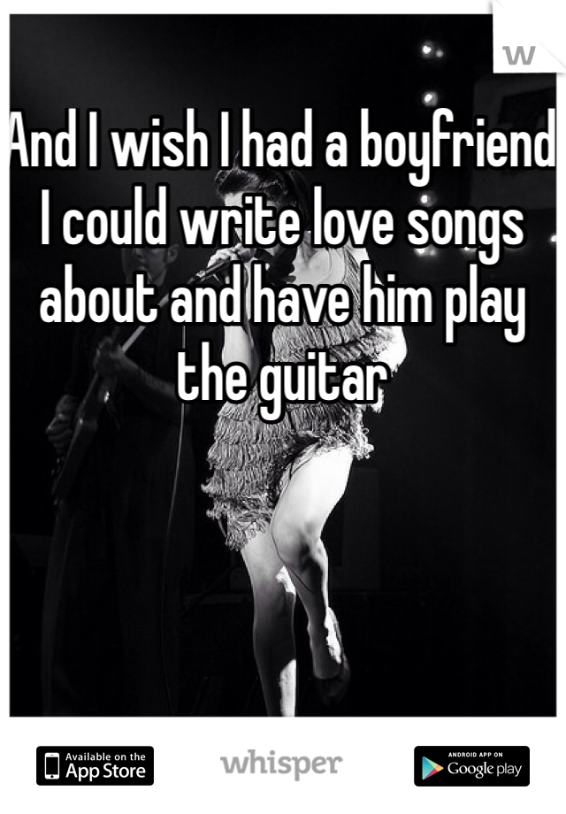 songs to dedicate to him