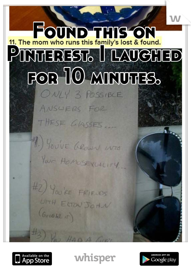 Found this on Pinterest. I laughed for 10 minutes.
