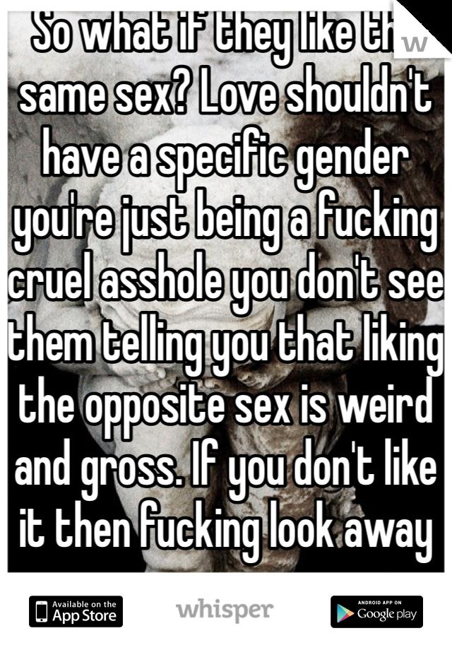 Opposite of asshole