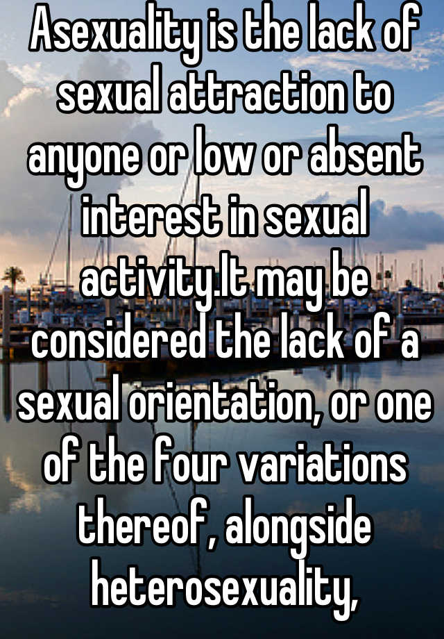 Simply matchless Lack of sexual activity remarkable