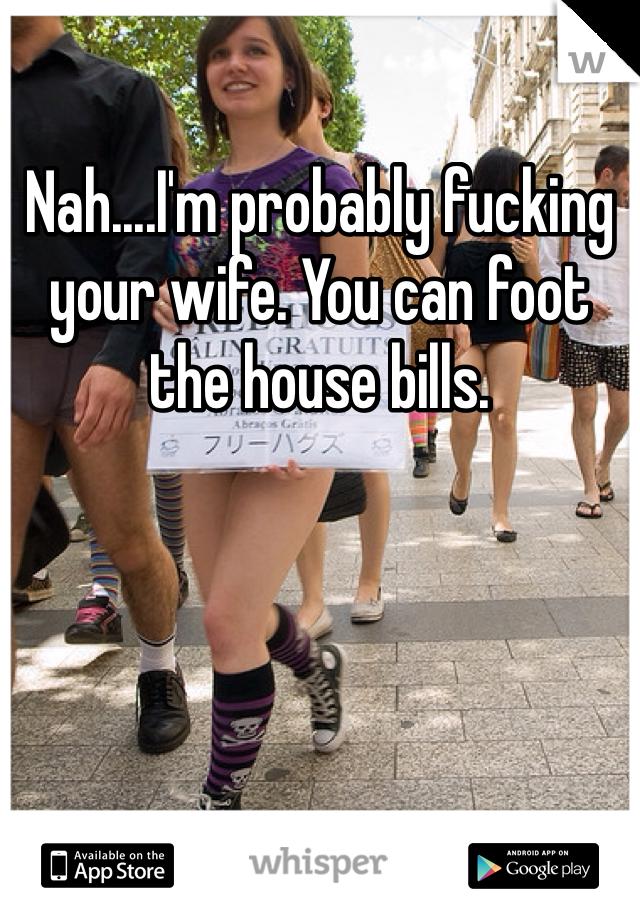 your fucked night wife i Last