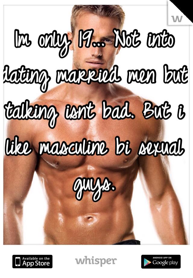 Married guys who like guys