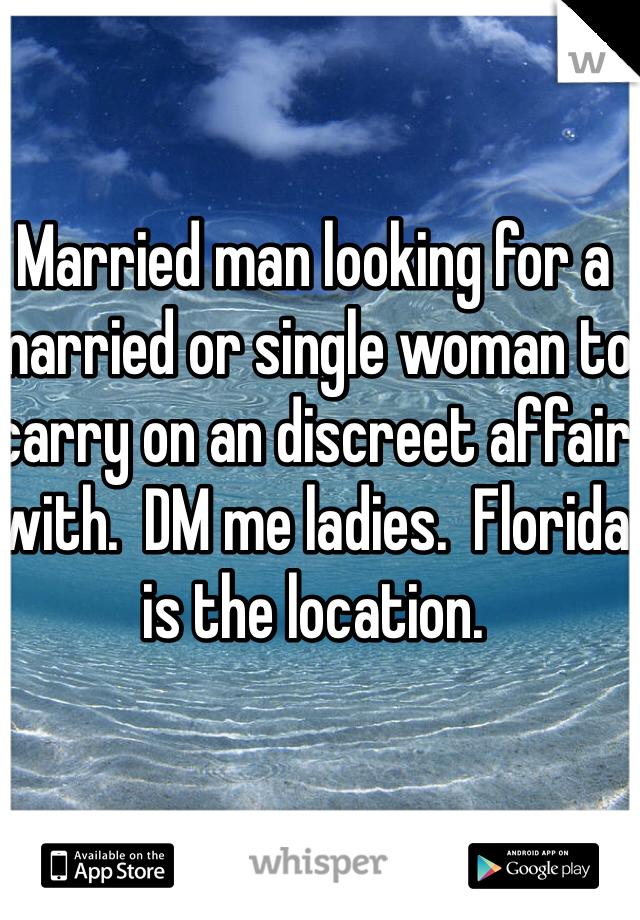 Affair married man single woman