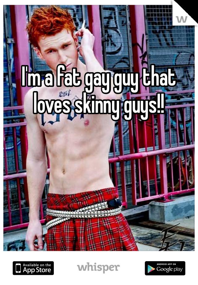 pics of fat gay guys