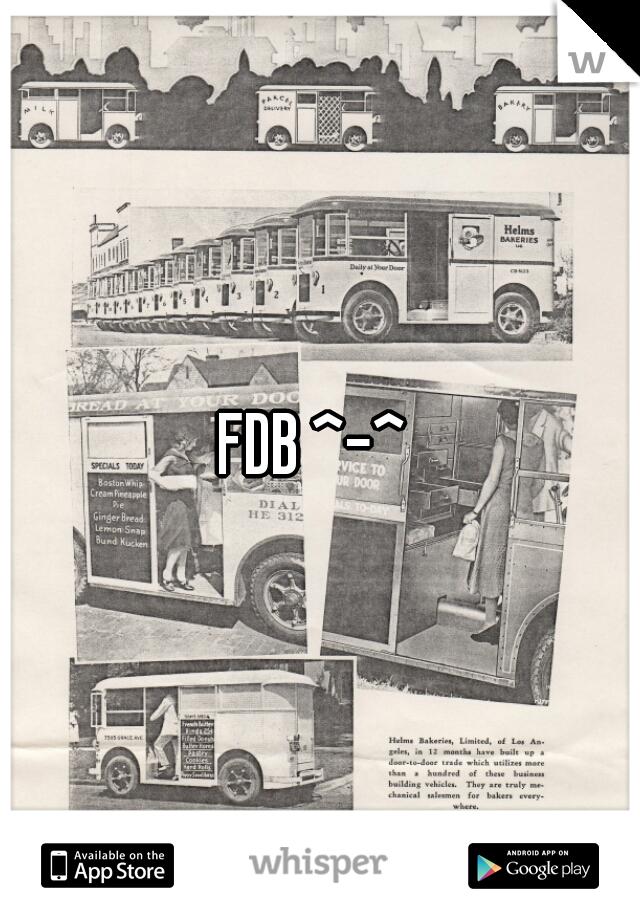 FDB ^-^