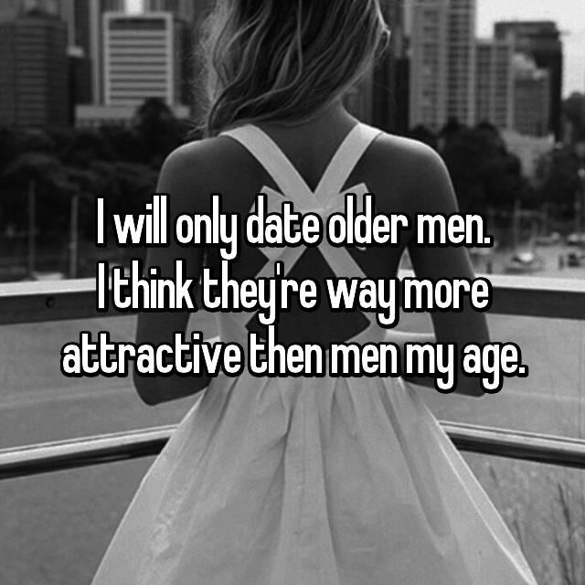 dating way older man